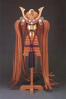 檜兜(ひのきかぶと)