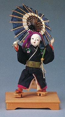 浅草人形 助六