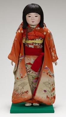 市松人形(やまと人形)