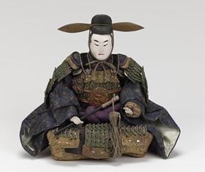 武者人形 太閤秀吉